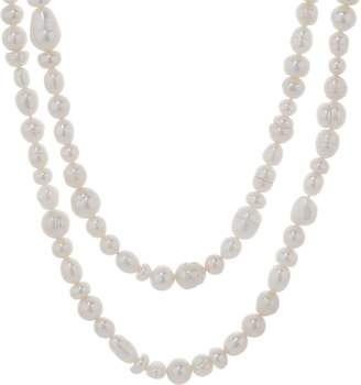 """Honora Cultured Pearl 60"""" Endless Strand Necklace"""