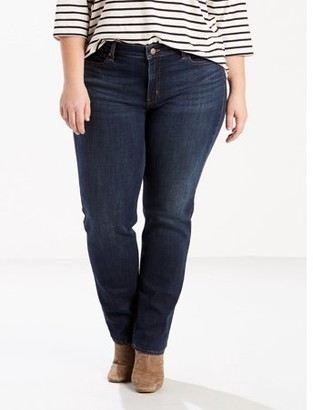 Levi's Women's Plus Size Classic Straight Leg Jean