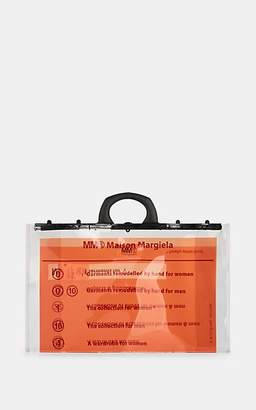 MM6 MAISON MARGIELA Women's Logo-Printed Tote Bag - Orange