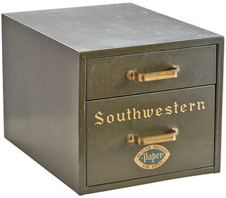 Rejuvenation Two-Drawer Steel Filing Cabinet by Southwestern