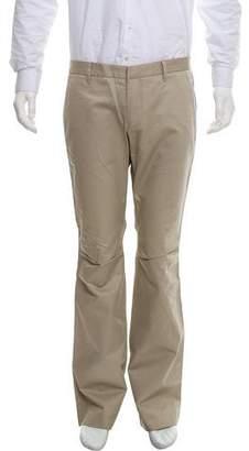 Gucci Woven Chino Pants