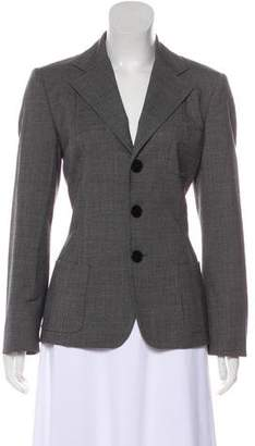 Ralph Lauren Black Label Notched Lapel Blazer