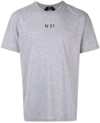 No.21 ロゴ Tシャツ