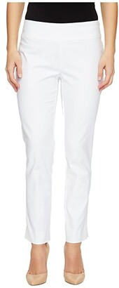 Nic+Zoe Petite Perfect Pants Modern Slim Ankle