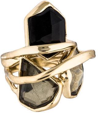 Alexis BittarAlexis Bittar Abstract Crystal Ring