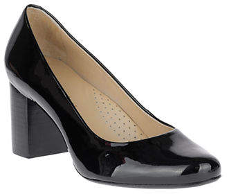 Hush Puppies Cavalon Patent Leather Pumps