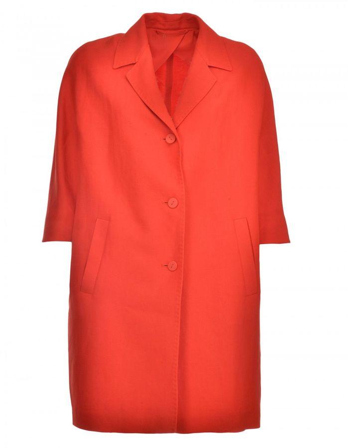Max MaraMax Mara Linen Blend Coat