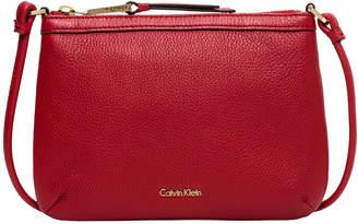 Calvin Klein H7DEA1KF Classic Zip Top Crossbody Bag