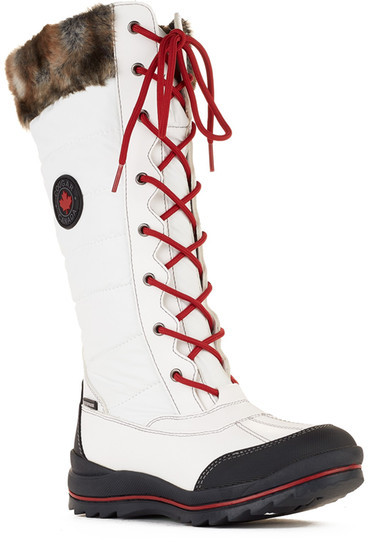 Cougar Cougar Chateau Faux Shearling Lined Waterproof Boot