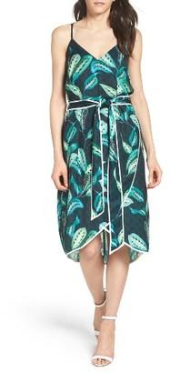 Women's Adelyn Rae Midi Dress $106 thestylecure.com