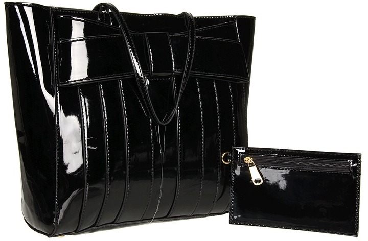 Z Spoke Zac Posen Shirley Shopper (Black) - Bags and Luggage