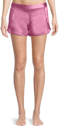Josie Natori Key Essentials Silk Lounge Shorts