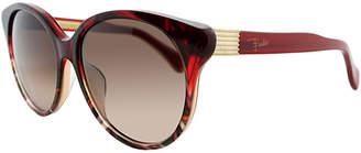 Pucci Women's Ep729s 56Mm Sunglasses