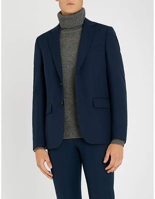 Sandro Slim-fit wool jacket