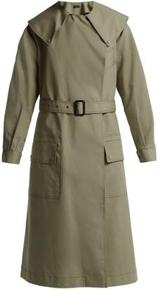 Joseph Damon cotton-gabardine trench coat