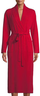 Neiman Marcus Cashmere Long Robe