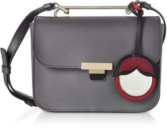 Furla Mercury Leather Elisir Mini Crossbody Bag