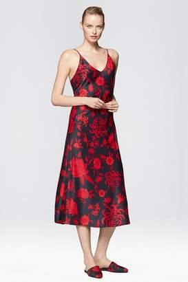 Natori Sleep   Lounge Japonisme Gown 9f3fb1947