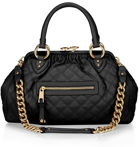 Marc Jacobs Collection Classic Quilted Stam