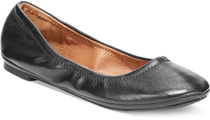 Lucky Brand Emmie Ballet Flats Women's Shoes