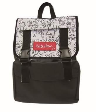Keith Haring RiNc 【 】キースヘリングハーフ柄リュック