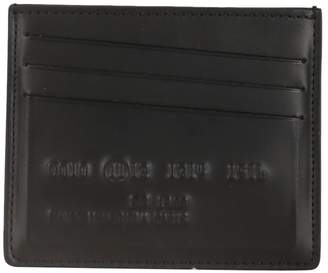 Maison Margiela Embossed Card Case