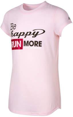 New Balance Girls' Graphic T-Shirt