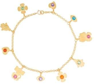 Marie Helene De Taillac Capitol xx Collection charm bracelet