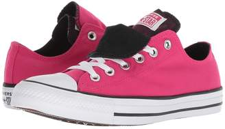 Converse Chuck Taylor All Star Double Tongue - Floral Ox Women's Lace up casual Shoes