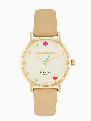 5 Oclock Metro Watch $195 thestylecure.com
