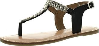 Very Volatile Women's Iced Out Dress Sandal