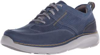 Clarks Men's Charton Mix Oxfords