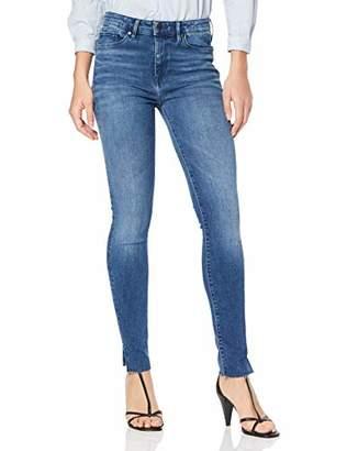 589e7373 Tommy Hilfiger Women's Como Skinny RW A Diamo Jeans, Blau 912, W32/L30