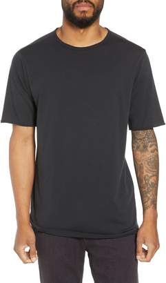 Hudson Jeans Regular Fit Elongated T-Shirt