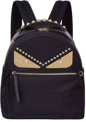 Fendi Large Monster Backpack