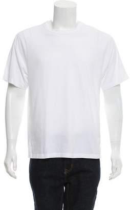 Marni Short Sleeve Scoop Neck T-Shirt