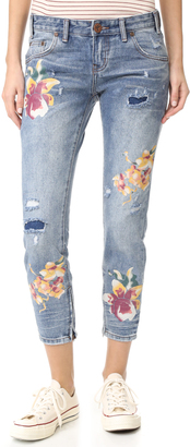 One Teaspoon Orchid Freebirds Jeans $152 thestylecure.com