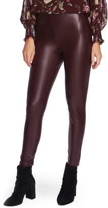 Vince Camuto Faux Leather Pants
