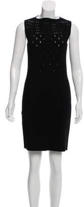 Alessandro Dell'Acqua Sleeveless Cutout Dress