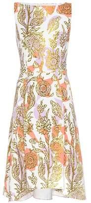 Peter Pilotto Printed sleeveless dress