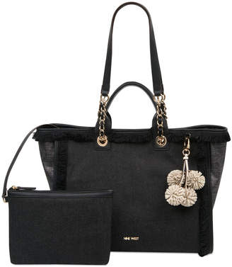 Nine West Trixie Tote and Pouch