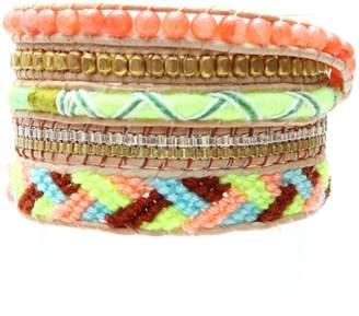 Nakamol Kato Wrap Bracelet