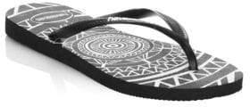Havaianas Slim Mandala Flip Flops