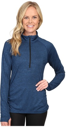 Lucy Inner Spark 1/2 Zip $89 thestylecure.com