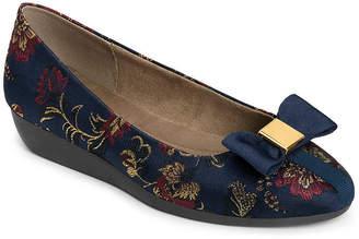 Aerosoles A2 BY  Womens Archway Slip-on Round Toe Ballet Flats