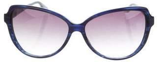 Barton Perreira Temptress Oversize Sunglasses