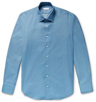P. Johnson Cotton-Chambray Shirt