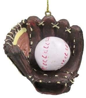 Kurt S. Adler Baseball and Glove Ornament