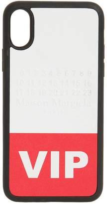 Maison Margiela Vip Iphone X Cover