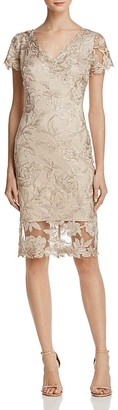 Tadashi Shoji Embroidered Dress $388 thestylecure.com